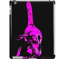 Pink - Orca Statue iPad Case/Skin
