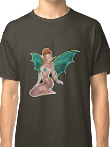The Green Fairy Classic T-Shirt