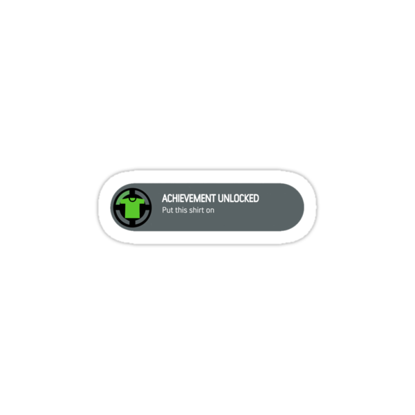 Xbox Achievement Unlocked by Eleni KawaiiGamergrl