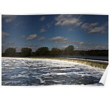 Wilkes Dam Poster