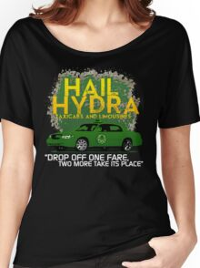 Need a Lift? Hail Hydra! Women's Relaxed Fit T-Shirt