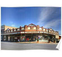 Newsagency ~ Junee NSW Poster