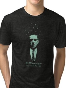 H.P.LOVECRAFT Tri-blend T-Shirt