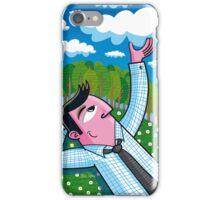 """""""The cloud catcher"""" iPhone Case/Skin"""