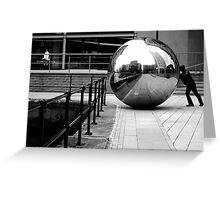 Clarence Dock - Leeds Greeting Card