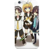 Attack on Titan xx Vocaloid iPhone Case/Skin