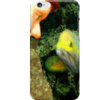 Fish Face Gnome iPhone Case/Skin