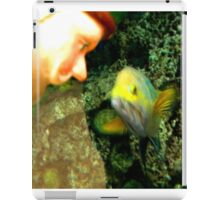 Fish Face Gnome iPad Case/Skin