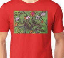 Midnight Garden cycle13 16 Unisex T-Shirt