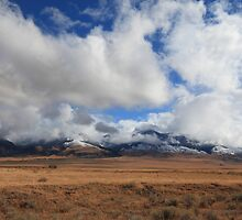 Cloudy sky by zumi