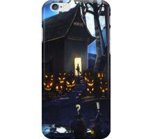 Halloween anime   iPhone Case/Skin