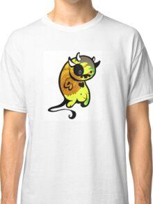 sunflower cow doodle design Classic T-Shirt