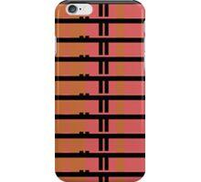 stella glitch art  iPhone Case/Skin