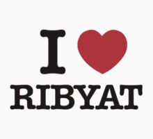 I Love RIBYAT by angelwil