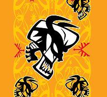 Rutting Skull 2 by KenRinkel