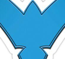 Nightwing Symbol (Blue) Sticker