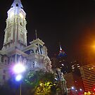 City Hall. Philadelphia, Pennsylvania by Schuyler L