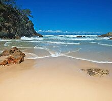 South Gorge, North Stradbroke Island Qld Australia by Beth  Wode