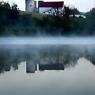 A Tappan Summer Morning by Jack Hunt