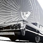 Impala Poster by Andrew (ark photograhy art)