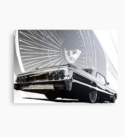 Impala Poster Canvas Print