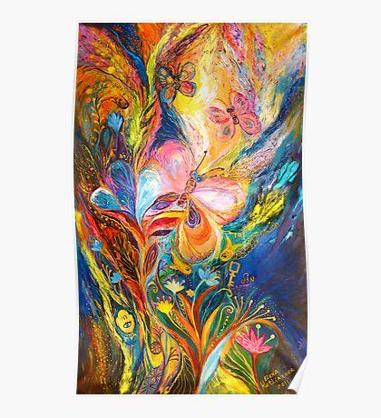 The Butterflies Poster