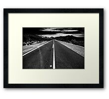 R328, Robinson Pass Framed Print
