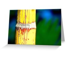Colour Of Life XXIX Greeting Card
