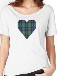 00874 Wellington (Wilson 122) Tartan Women's Relaxed Fit T-Shirt