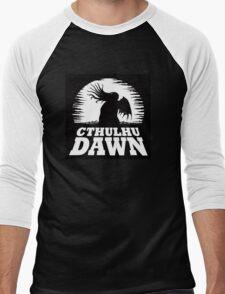 Cthulhu Dawn Men's Baseball ¾ T-Shirt