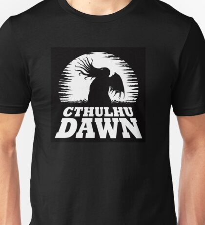Cthulhu Dawn Unisex T-Shirt