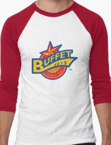 Buffet Boys Men's Baseball ¾ T-Shirt