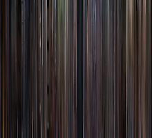 Moviebarcode: Chocolat (2000) by moviebarcode