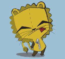 Lion-Gir Baby Tee