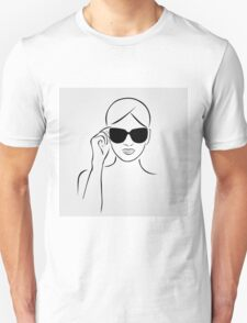 Style with shades T-Shirt