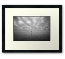 Lytham Jetty 05 - Fylde, Lancashire Framed Print