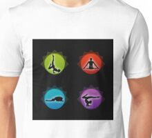 Yoga pilates  Unisex T-Shirt