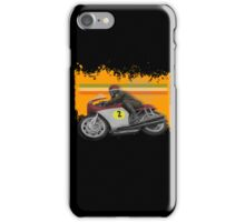 cafe racer 2 - agusta 500/4 iPhone Case/Skin