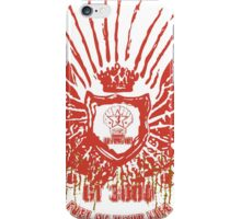 Vintage Print iPhone Case/Skin