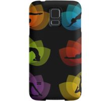 yoga and meditation Samsung Galaxy Case/Skin