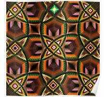 lazysusan pattern Poster