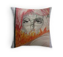 TEENaGE Angst - 6 Slither Throw Pillow