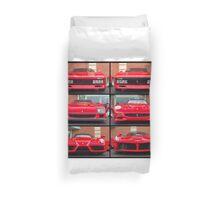 Ferrari Icons Duvet Cover