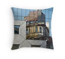 Reflections in Vienna Throw Pillow