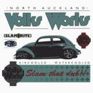 Volks Works by BlackPineDesign