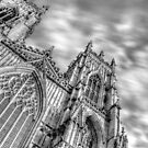 York Minster HDR by Mat Robinson