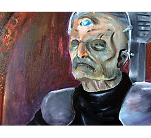 Dr Who Villains No. 5 :Davros Photographic Print