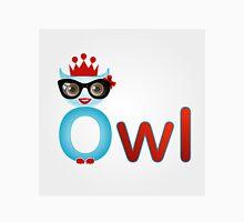 Friendly owl wisdom Unisex T-Shirt