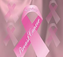 Breast Cancer Survivor iphone Case by TJ Baccari Photography