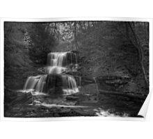 Tuscarora Falls Oct 2011 Poster